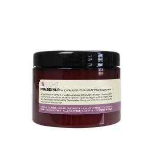 Insight Damaged Hair Restructurizing Mask - Hasarlı Saç Maskesi 500ml