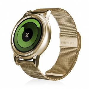 X WATCH X2 GOLD Unisex KOL SAATİ