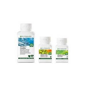 Amway Nutriway Omega 3 Vitamin C Plus 60 Tablet Vitamin B Plus Nutriway 60 tablet şokkk fiyattt