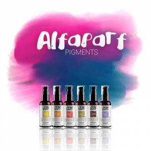 Alfaparf Pigments Ultra Concentrated Pure Pigment Boya 90ml - .3 Gold