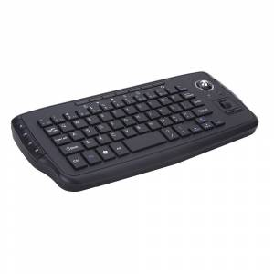 KB-250W Trackball Keypad - Keyboard and Roll Mouse Combo Set
