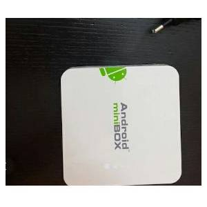 kullanılmış Dark Android mini Box ve Air Mouse