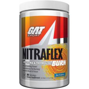 GAT SPORT Nitraflex Burn With 238mg Thermogenic MatrixPreWorkout ORIJINAL AMERİKANÜCRETSİZ KARGO