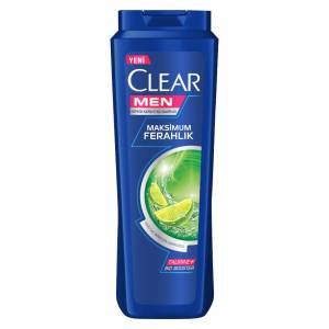 Clear Men Maksimum Ferahlık 550 Ml