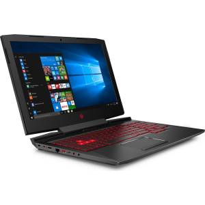 HP OMEN 2BU43EA Intel i7-7700HQ 32GB 1TB512SSD 8GB-GTX1070-VGA W10 17.3-Inc-4KUHD 17-AN003NT Notebo