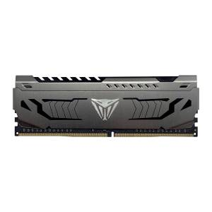 Patriot 8GB 3000MHz Viper Steel DDR4 CL16 288Pin 1.2V Gri Soğutuculu PVS48G300C6
