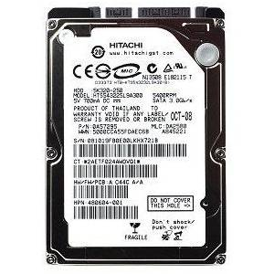 Hitachi 250GB 2.5 inç 5400rpm Notebook Harddisk