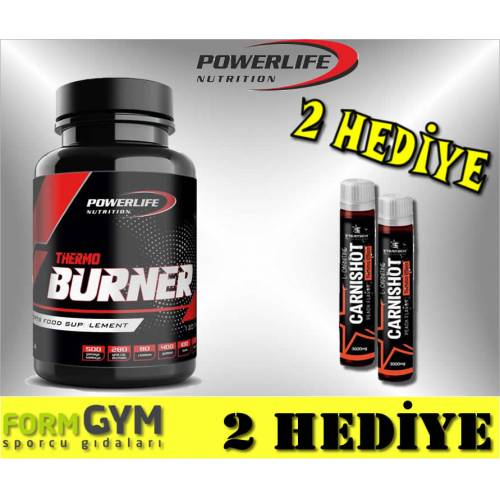 Powerlife Nutrition Thermo Burner 120 Tablet 453396069