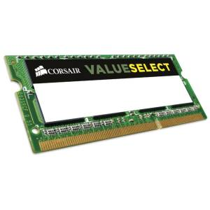 Corsair Value Select 4GB 1600MHz DDR3L CL11 CMSO4GX3M1C1600C11 Notebook Ram