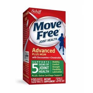 Orijinal Move Free Joint Health Plus MSM USA