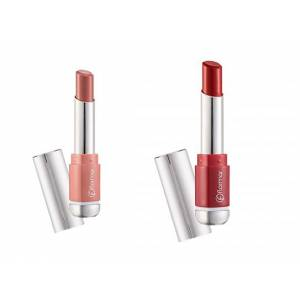 Flormar Prime n Lips Ruj PL14 İrrestible Red PL01 Vanilla Soufle