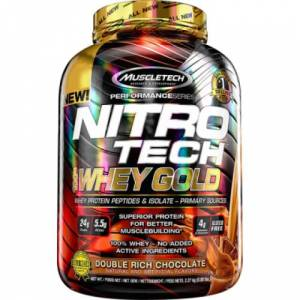 Muscletech Nitrotech 100 Whey Gold Protein 2270 Gr