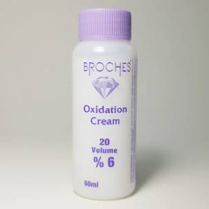 Broches Oksidan Kremi 20 Volume 6 60ml
