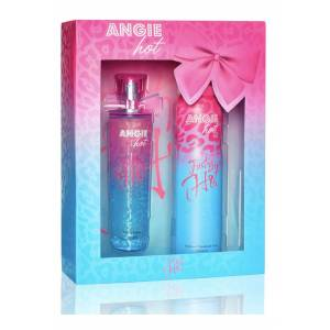 Rebul Angie Just Be Hot Bayan Parfüm 50 Ml  Deodorant 150 Ml