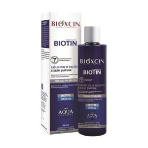 Bioxcin Aqua Thermal Biotin Şampaun 300 ml.