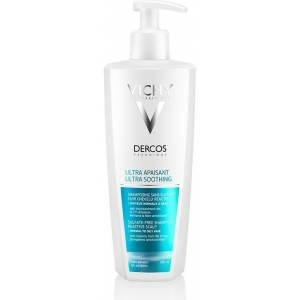 Vichy Dercos Ultra Apaisant Ultra Soothing Normal To Oily Hair Shampoo - Hassas Saç Derisi Normal