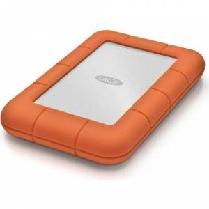 LaCie LAC9000633 Rugged Mini USB3.0 amp USB-C 4TB 2.5