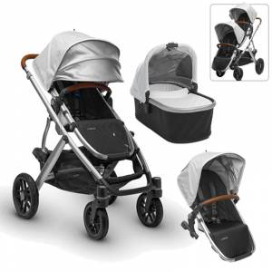 Uppababy Vista Rumble Seat Set Loic