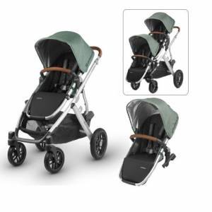 Uppababy Vista Rumble Seat Set Emmett