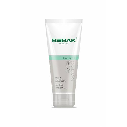 Bebak Şampuan Biotin Collagen İnce Tel 200ml 455789346