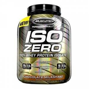 Muscletech Iso Zero  100 Whey Protein Isolate 1816 Gr