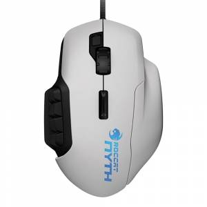 Roccat Nyth Beyaz MMO Oyuncu Mouse