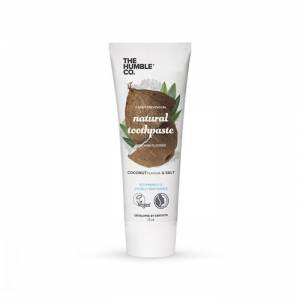 Humble Natural Toothpaste Coconut and Salt 75ml