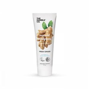Humble Natural Toothpaste Fresh Ginger 75ml