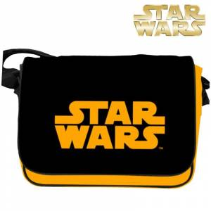 Star Wars Orange Logo Messenger Bag Omuz Çantası
