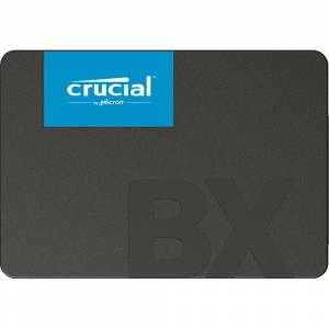 Crucial BX500 480GB 25ınc 3DNAND SSD Disk CT480BX500SSD1