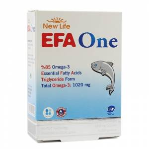 New Life Efa One 45 Kapsül AROMASIZ