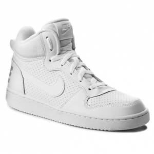 NIKE COURT BOROUGH MID KADIN SPOR AYAKKABI 839977-100