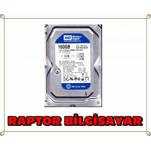 WD 160 GB 3.5 7200RPM Sata Masaüstü Pc Hard Disk Sabit Disk