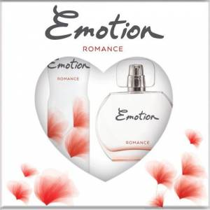 Emotion Romance EDT Parfüm 50 ml  Deodorant 150 ml