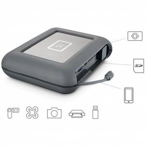LaCie 2TB DJI COPILOT BOSS EXTERNAL STGU2000400