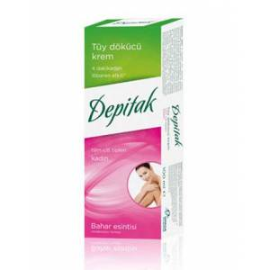 Sebamed Depitak Lady Tüy Dökücü Krem 100 Ml