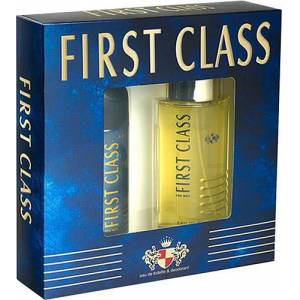 First Class EDT 100 ml Erkek Parfüm Seti
