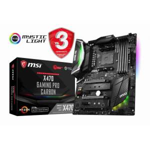MSI X470 GAMING PRO CARBON AM4 Anakart