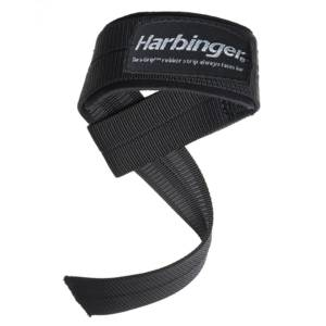 HARBINGER BIG GRIP PADDED LIFT STRAPS 215