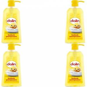 Dalin Bebe Şampuanı 750 ML 4 Lü Set