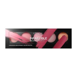 L'Or�al Paris Infaillible Blush Paint Palette 02 Ambers