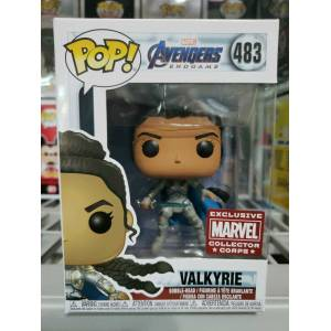 Funko Pop Marvel Avengers Endgame Valkyrie Exclusive Figür