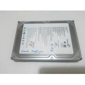 ARIZALI 80 GB 3.5 SATA HARDDİSK Seagate ST380817AS 9W2932-370 HDD KARTI SAĞLAM NO B01