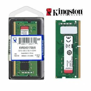 Kingston 8GB 2400MHz DDR4 SODIMM KVR24S17S8/8 Notebook Ram