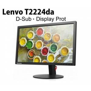 Lenovo ThinkVision T2224DA 21.5 Full HD DVIVGA Monitör OUTLET