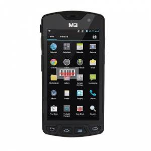 M3 Mobile SM10 LTE Android4GWİFİ BT2D Scanner