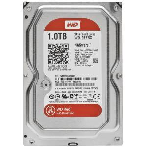 WD 1 TB 5400RPM 64MB SATA3 RED NAS WD10EFRX