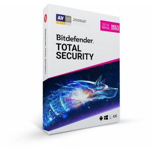 Bitdefender Total Security 2019 1 YIL 1 PC