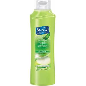 Suave Juicy Green Apple Hypoallergenic Shampoo 355mL Made in USA