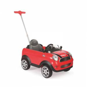 ROLLPLAY ZW455EP MİNİ COOPER Push Car İtmeli Araba Kırmızı